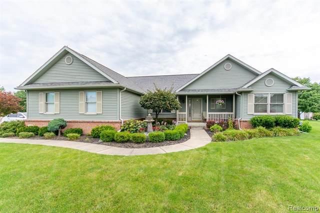 387 Melanie Court, Linden, MI 48451 (#2210057876) :: Real Estate For A CAUSE