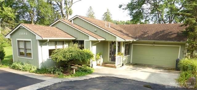 2896 Sharon Drive, Ann Arbor, MI 48108 (#543282892) :: The Alex Nugent Team | Real Estate One