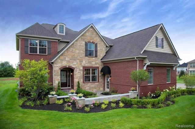 115 Singh Blvd, South Lyon, MI 48178 (#2210064673) :: Duneske Real Estate Advisors