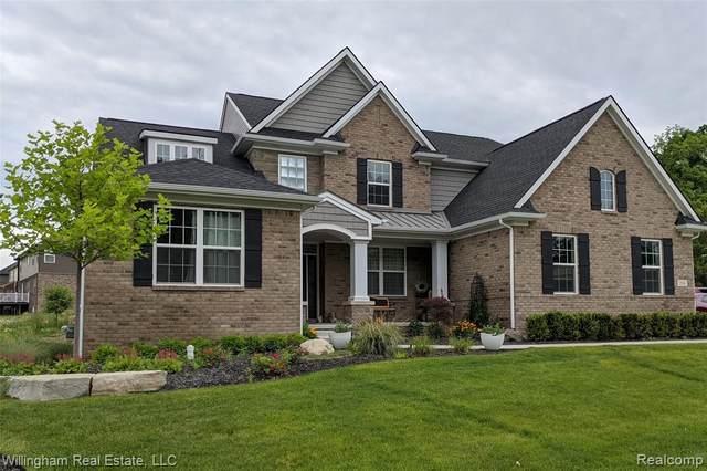 216 Cuyahoga Court, South Lyon, MI 48178 (#2210064794) :: Duneske Real Estate Advisors