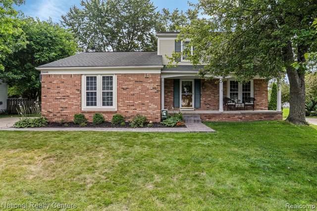 24446 Jamestowne Road, Novi, MI 48375 (#2210065608) :: Duneske Real Estate Advisors