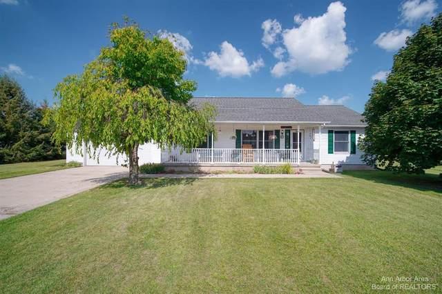 3568 Roberts Meadow Drive, Raisin, MI 49286 (#543283381) :: The Vance Group   Keller Williams Domain