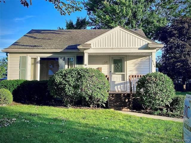 3146 Parker Drive, Royal Oak, MI 48073 (#2210068240) :: GK Real Estate Team