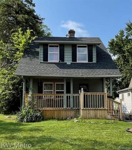 1819 Cadillac Street, Flint, MI 48504 (#2210069868) :: GK Real Estate Team