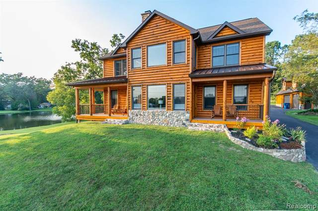 8922 Gale Road, White Lake Twp, MI 48386 (#2210071927) :: National Realty Centers, Inc