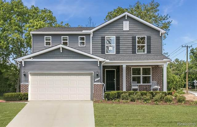 1570 Beachwood Drive, Walled Lake, MI 48390 (#2210073887) :: Real Estate For A CAUSE