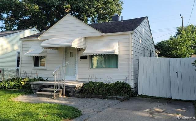 134 E Brockton Avenue, Madison Heights, MI 48071 (#2210075643) :: National Realty Centers, Inc