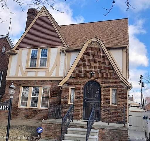 8132 Appoline Street, Detroit, MI 48228 (#2210075764) :: GK Real Estate Team