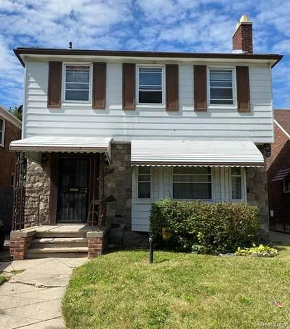 16617 Mendota Street, Detroit, MI 48221 (#2210077994) :: RE/MAX Nexus