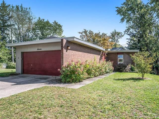 16 Sycamore Drive, Chelsea, MI 48118 (#543284196) :: National Realty Centers, Inc