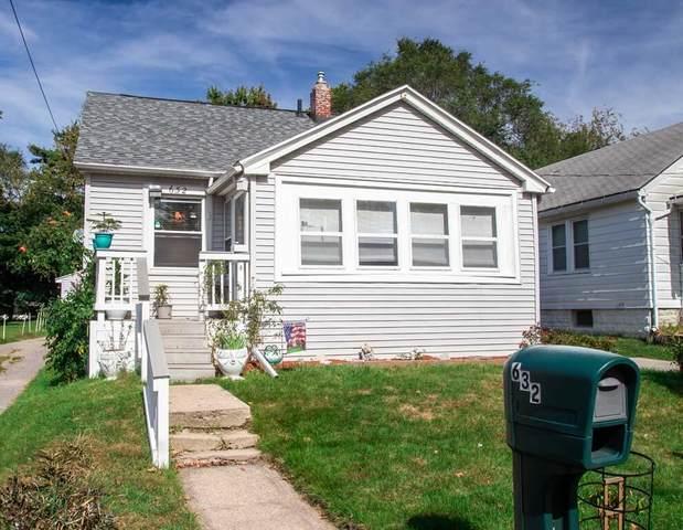 632 St Clair Avenue, Jackson, MI 49202 (#55021108210) :: National Realty Centers, Inc