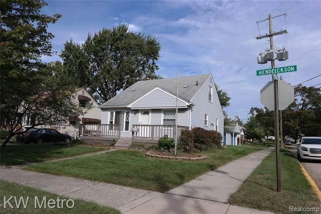 381 Hendrickson Boulevard, Clawson, MI 48017 (#2210082775) :: RE/MAX Nexus