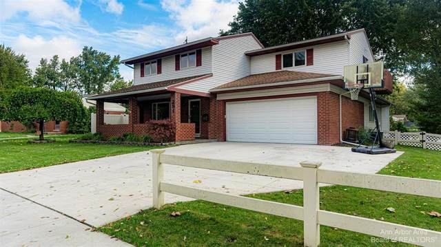 291 Tower Drive, Saline, MI 48176 (#543284429) :: National Realty Centers, Inc