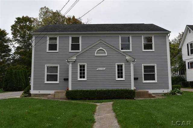 713/715 Michigan Ave, Adrian, MI 49221 (#56050057608) :: The Alex Nugent Team | Real Estate One