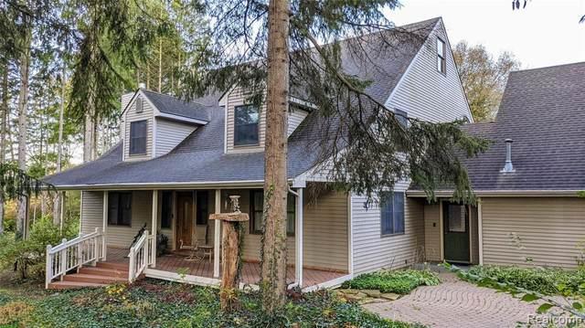 7609 Kilkenny Drive, Hamburg Twp, MI 48116 (#2210086668) :: Real Estate For A CAUSE