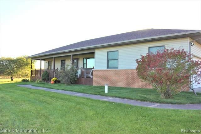 1360 Palms Road, Columbus Twp, MI 48063 (#2210087746) :: Duneske Real Estate Advisors