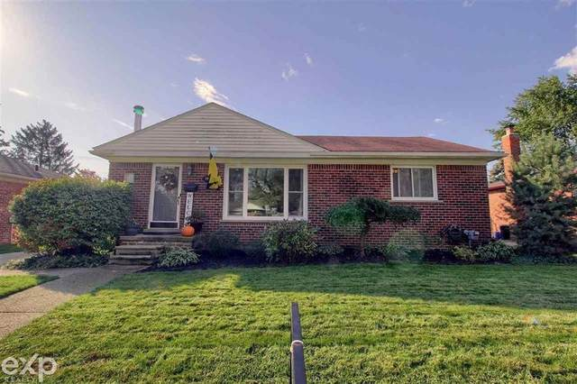 951 Huntington St., Mt. Clemens, MI 48043 (#58050058490) :: National Realty Centers, Inc
