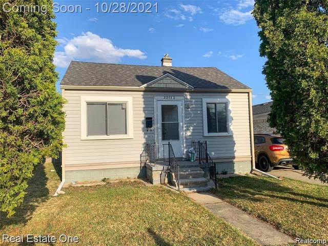 30752 Brush Street, Madison Heights, MI 48071 (#2210089026) :: RE/MAX Nexus