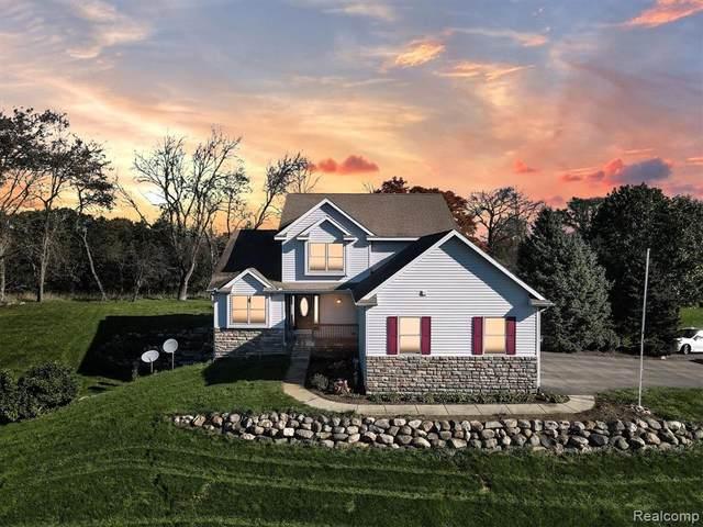 4511 Bull Run Road, Iosco Twp, MI 48137 (#2210089027) :: Real Estate For A CAUSE