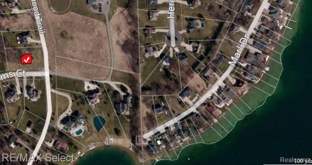 15124 Pinewood Trail, Fenton Twp, MI 48451 (#219018819) :: The Alex Nugent Team | Real Estate One