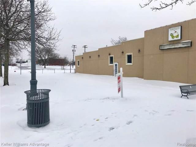 193 E Walled Lake Drive, Walled Lake, MI 48390 (MLS #219011833) :: The Toth Team