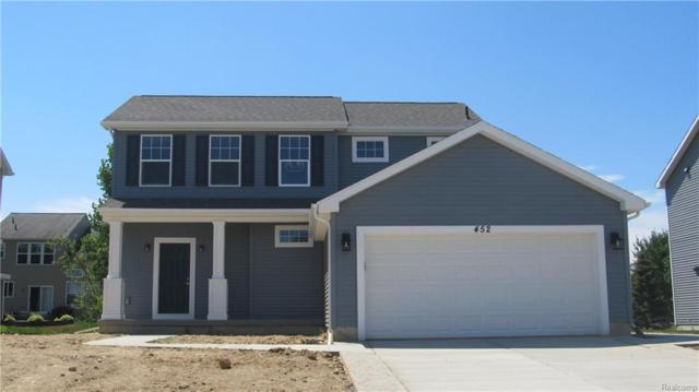 3806 Rolling Hills Drive, Holly Twp, MI 48442 (MLS #217052508) :: The Toth Team