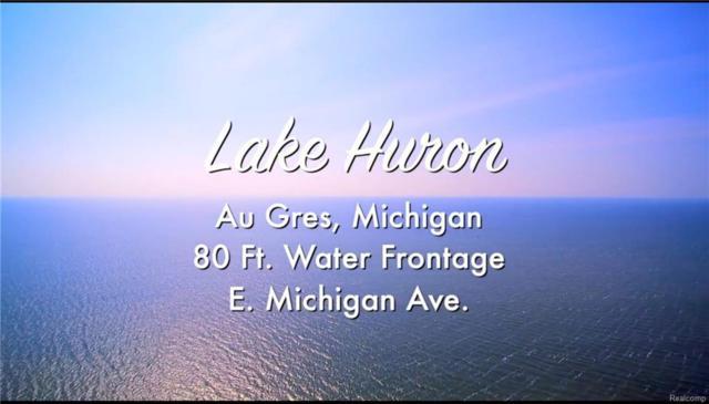 0 E Michigan (Parcel 1) Avenue, Sims Twp, MI 48703 (#217072335) :: Duneske Real Estate Advisors