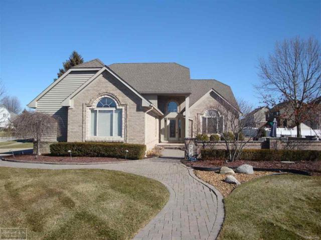 51600 Baker, Chesterfield Twp, MI 48047 (MLS #58031335794) :: The Toth Team