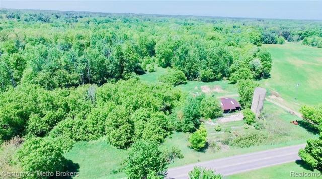 0 Millville Road, Oregon Twp, MI 48446 (#218004488) :: RE/MAX Nexus