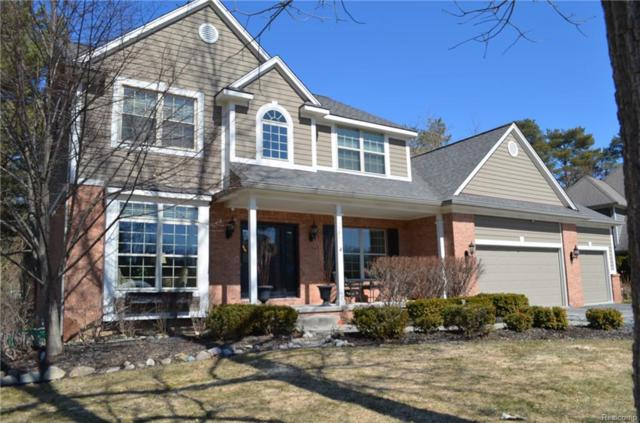 6985 Woodlyn Court, Independence Twp, MI 48348 (MLS #218014609) :: The Toth Team