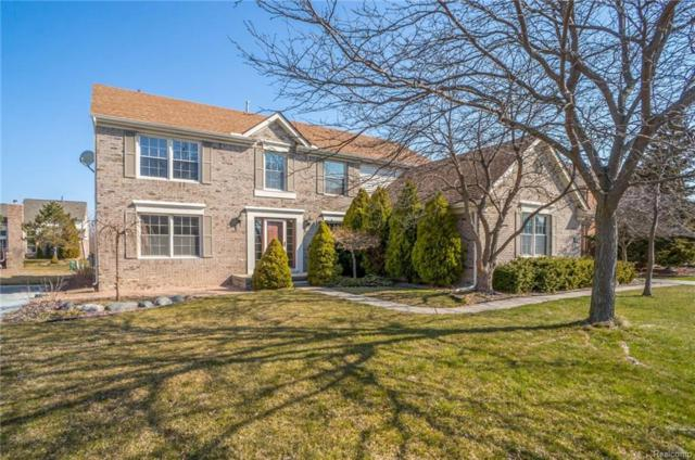 47014 Glastonbury Drive, Canton Twp, MI 48188 (MLS #218027185) :: The Toth Team