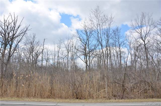 Vacant Meridian (Parcel 1), Grosse Ile Twp, MI 48138 (#218031338) :: GK Real Estate Team