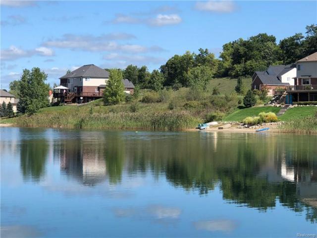 1180 Glass Lake Circle, Oxford Twp, MI 48371 (#218072378) :: RE/MAX Vision