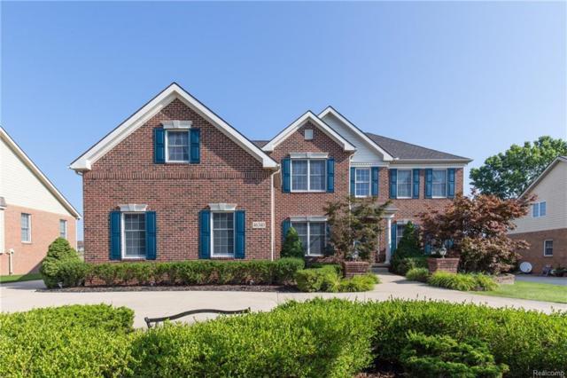 46340 Pinehurst Drive, Northville Twp, MI 48168 (#218073778) :: Duneske Real Estate Advisors