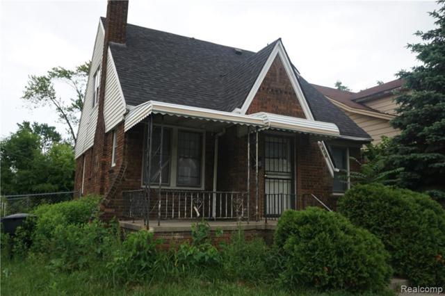 5816 Wayburn Street, Detroit, MI 48224 (#218100362) :: RE/MAX Classic