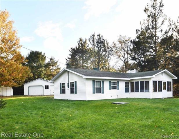4255 N Deer Road, Alcona Twp, MI 48742 (#218101296) :: The Buckley Jolley Real Estate Team