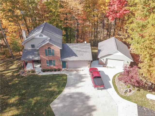 10442 Dogwood Lane, Forest Twp, MI 48463 (#218102863) :: RE/MAX Vision