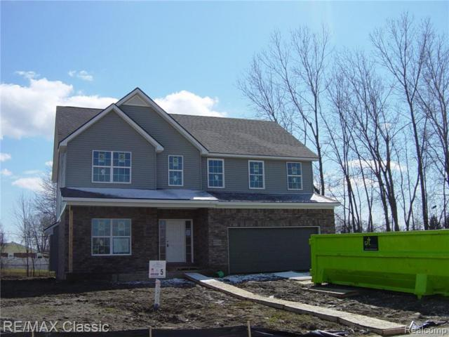 22145 Steppe Lane, Brownstown Twp, MI 48193 (#219000752) :: RE/MAX Classic