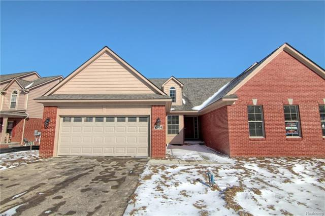 6924 Stonewood Place Drive #41, Independence Twp, MI 48346 (#219000882) :: RE/MAX Classic