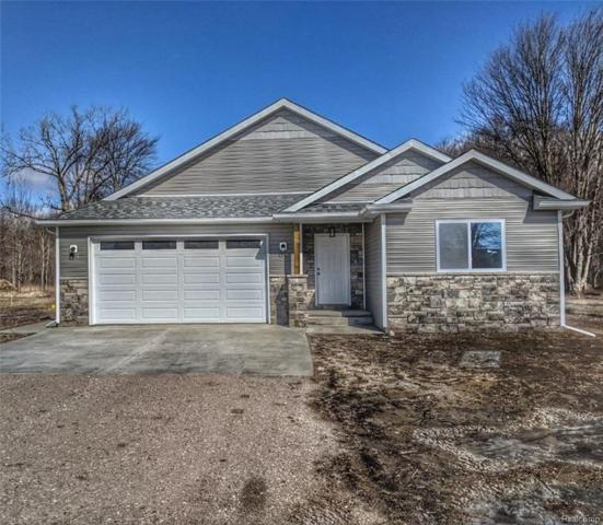 3240 Pointe Tremble, Clay Twp, MI 48001 (MLS #219003053) :: The Toth Team