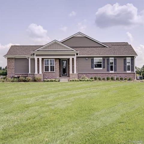 17050 Garden Ridge Lane #03, Northville Twp, MI 48168 (#219019482) :: RE/MAX Classic