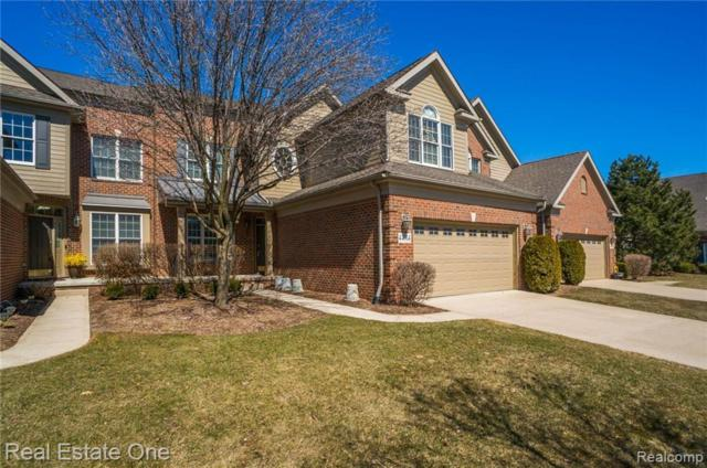 44920 Broadmoor Circle S #113, Northville Twp, MI 48168 (#219023566) :: The Buckley Jolley Real Estate Team