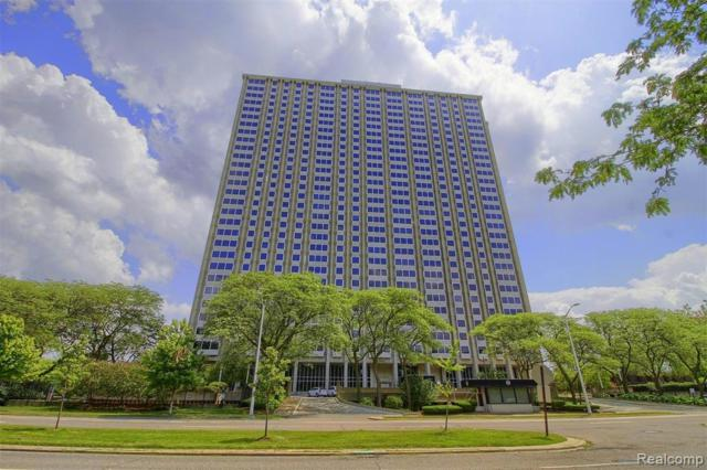 1300 E Lafayette Street #203, Detroit, MI 48207 (#219034076) :: The Buckley Jolley Real Estate Team
