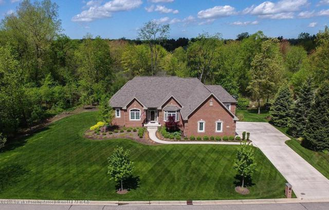 6257 E Mereford Court, Meridian Charter Twp, MI 48823 (#630000235881) :: The Mulvihill Group