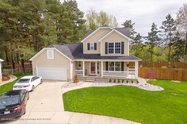 444 Fox Run Court, Williamston, MI 48895 (MLS #630000236201) :: The Toth Team