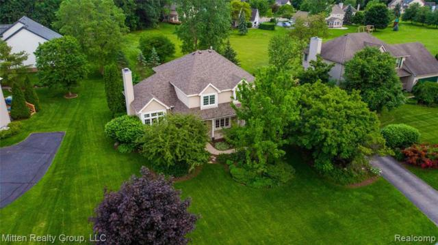 4976 Stillmeadow Drive, Howell, MI 48843 (#219047341) :: The Buckley Jolley Real Estate Team