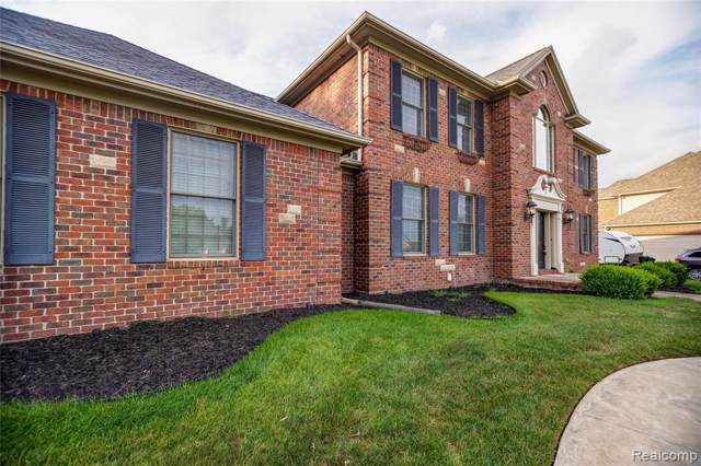 8377 Hidden Timbers Drive, Berlin Twp, MI 48166 (#219065672) :: Alan Brown Group