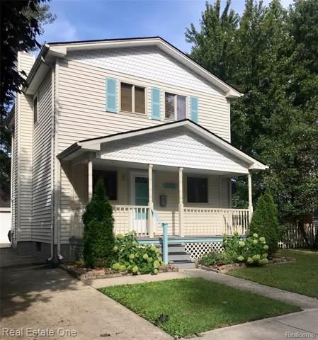 3971 Thomas Avenue, Berkley, MI 48072 (#219072091) :: The Buckley Jolley Real Estate Team