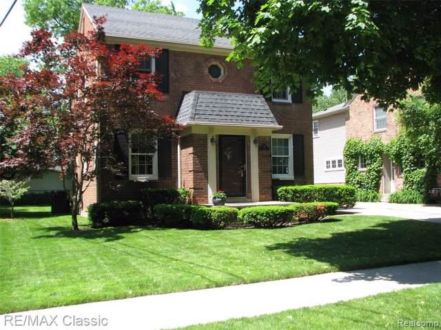 730 Claremont Street, Dearborn, MI 48124 (#219082045) :: The Buckley Jolley Real Estate Team