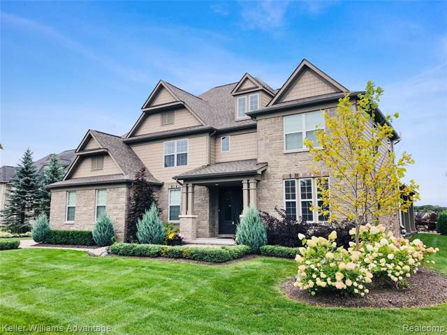 23785 Country Club Drive, Lyon Twp, MI 48178 (#219082439) :: Duneske Real Estate Advisors